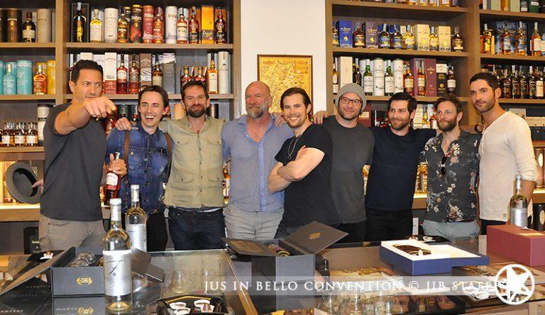 La Dolce Vita 2017 guests group photo