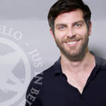 David Giuntoli back to Rome for #JIBLAND4!